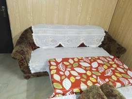 Good condition 5- seater sofa