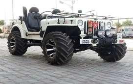 Verma Saab Jeep motor garage
