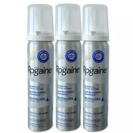 Rogaine Foam for Men 5% Minoxidil Topical Aerosol
