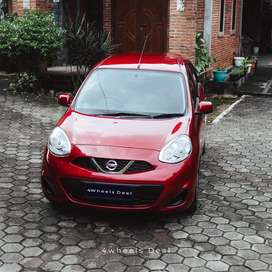 Nissan March 1.2. AT