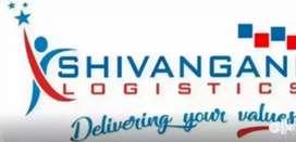 Parcel delivery boys for shivangani logistics at jalandhar