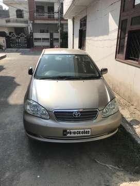 Toyota Corolla 2007 Petrol Well Maintained