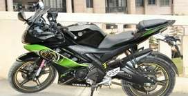 Yamaha R15 for sale|Only 5000 kms driven|2013 model