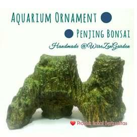 Batu Tebing Aquarium Rumah Ikan