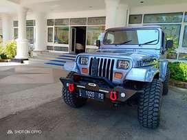 Dijual jeep cj7