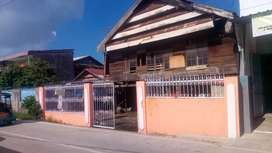 Dijual tanah bonus bangunan 10 x 22 di tengah kota makassar