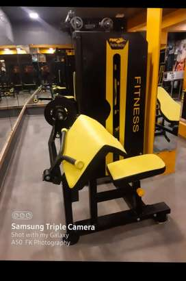 new gym setup in good quality direct deal with company