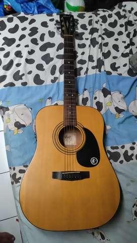 Gitar Cort Ad810E NS Akustik/Elektrik