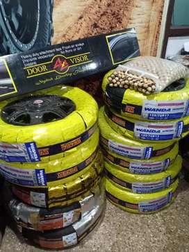 Fiesta tyre radial tubeless