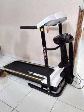 Treadmill elektrik TL 629/3 fungsi