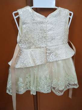 Fancy frocks in excellent condition