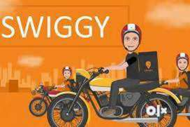 Earn upto 12000 by food delivery job