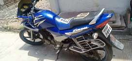Hero Honda Karisma modified