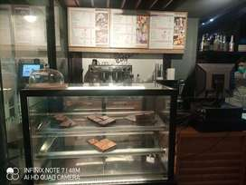 Running Cafe For Sale Prime Location Islamabad