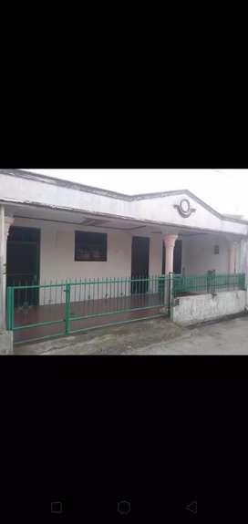 Rumah disewa di daerah perumnas Helvetia JL. Dahlia 6 No. 106 Helvet