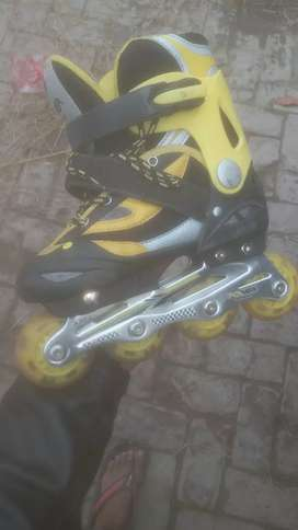 Skatting shoes (tyre waly shoes)