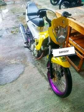 Suzuki satria fu 2011 kumplit plat T subang pajak off 2x plat 2022