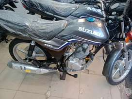 SUZUKI GD 110S 2021 NEW MODEL ( 100% THAILAND) SELF START WITH PAPERS