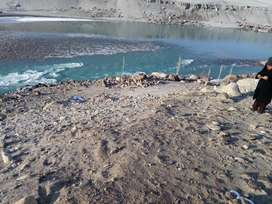 A buteful location Wiw point palat for selling skardu Baltistan
