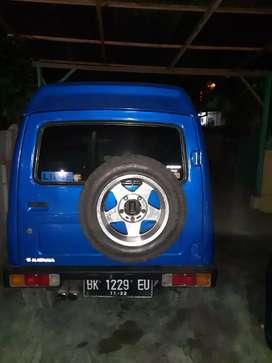 Jual mobil suzuki katana Thn 1993 Rp 38.000.000 Nego