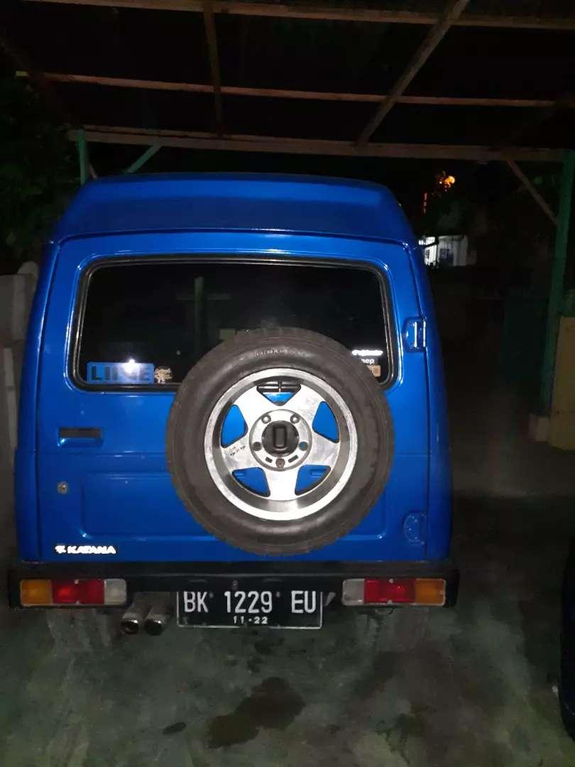 Jual mobil suzuki katana Thn 1993 Rp 38.000.000 Nego 0
