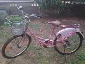 BSA LADYBIRD BREEZE MODEL CYCLE