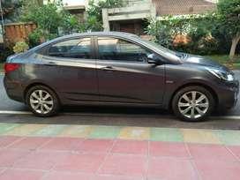 Hyundai Verna Fluidic 1.6 VTVT SX Opt, 2013, Petrol