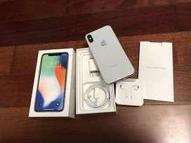Refurbished  @pple  I  Phone  X  are  available  in  best  price