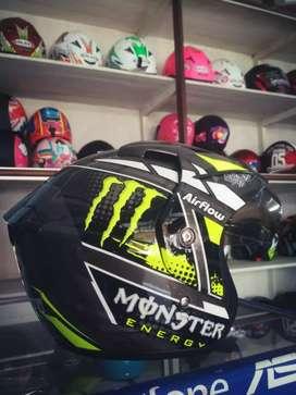 Helm baru cuci gudang lagi promo