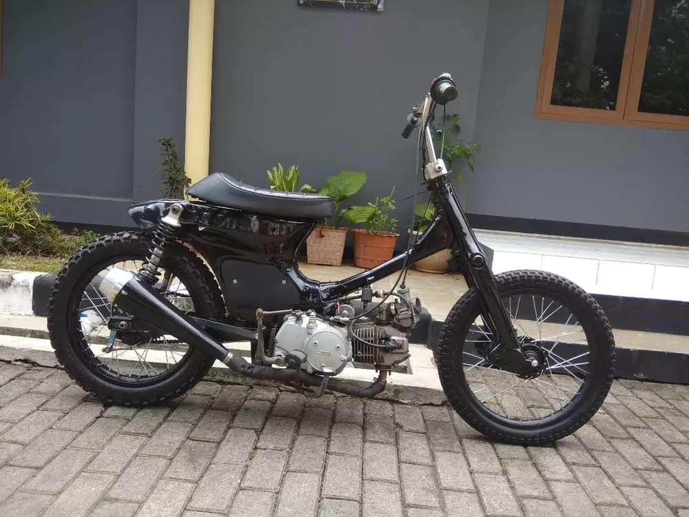 Honda Kharisma 125