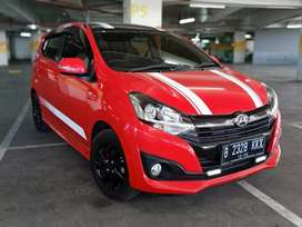 Daihatsu New Ayla 1.2 R DLX AT 2018 Merah