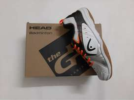 HEAD BADMINTON SHOES - UK 8.5