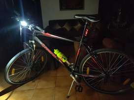 FIREFOX HYBRID CYCLE - ROAD RUNNER PRO V WITH BILL (MINT CONDITION)