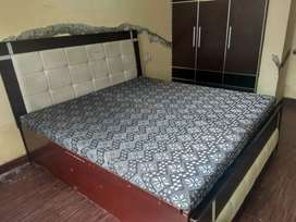 Independent one room attached washroom furnished