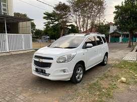 Chevrolet Spin 1.5 LTZ