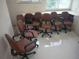 Office chairs - 8