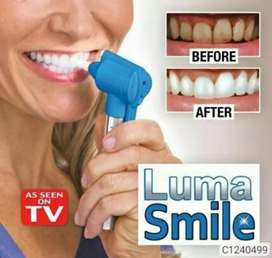 Tooth Whitener Luma Smile Tooth ORAL Polisher Whitener Stain Remover