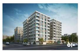 3 BHK Luxurious Flat@For Sale-(Harni) Nr. Airport- The Status