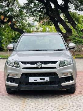 Maruti Suzuki Vitara Brezza VDi Option, 2017, Diesel