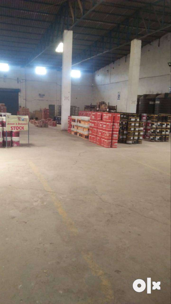 8000sft warehouse godown space  for rent in NCR 0