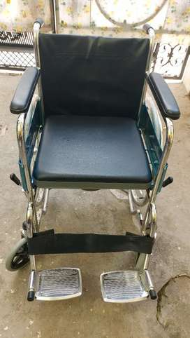Wheel chair     new one