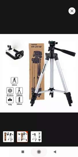 Mobile Phone Tripod Stand 40inch Universal Photography for Gopro iP