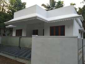 3 bhk 850 sqft new build house at koonammav near valluvally