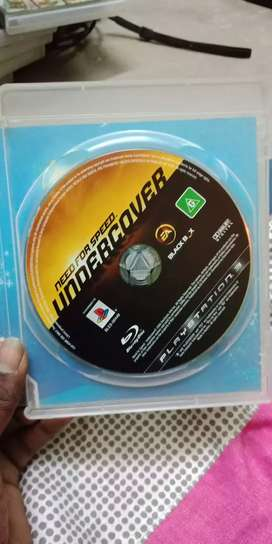 Play station 3 game cd