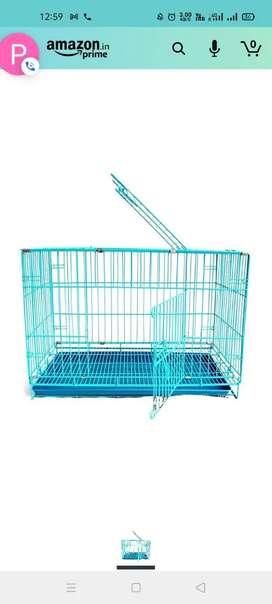 Dog cage (medium size)