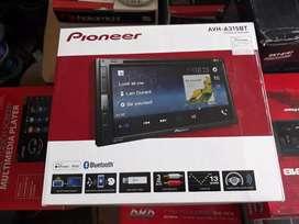 DOUBLE DIN PIONEER AVH-A315BT