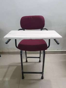 100 nos of student's study table for sale.