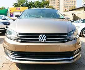 Volkswagen Vento Highline Diesel Automatic, 2017, Diesel