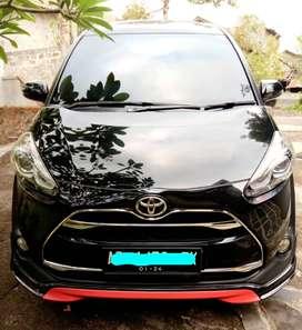 Toyota Sienta V 2016 akhir