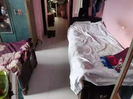 Pg in Furnished Flat in  Opp.  Andheri Metro west is available